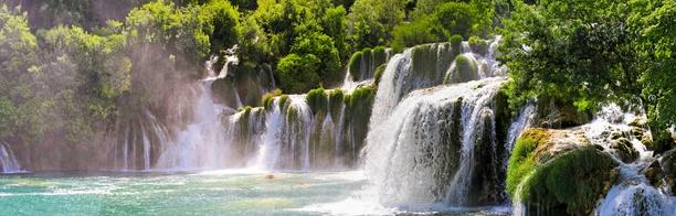 Sibenik Park Narodowy Krka Biuro podróży ILIJADA Chorwacja