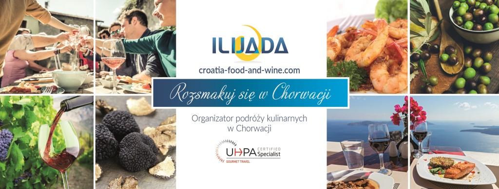 Chorwacja podróże kulinarne