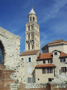 Split city break