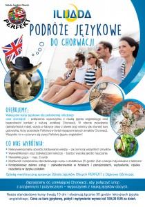Kursy jezykowe Chorwacja