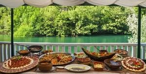 Chorwacja restauracje dla grup Radmanove Mlinice