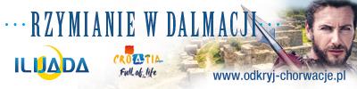 Programy tematyczne w Chorwacji czyli o Rzymianach w Dalmacji